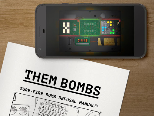 Them Bombs: co-op board game play with 2-4 friends 1.4.1 Screenshots 3