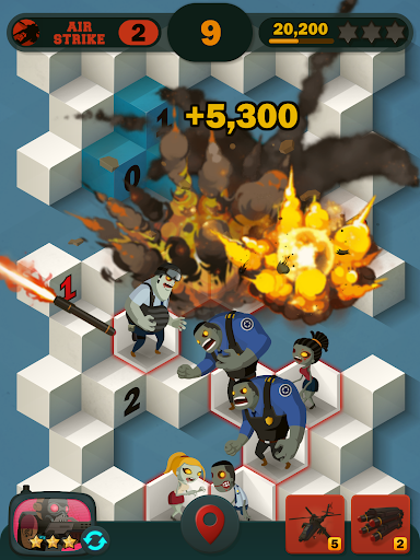 Zombie Sweeper: Minesweeper Action Puzzle 1.1.015 screenshots 23