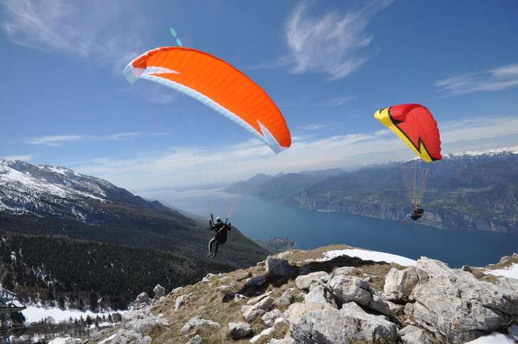 Nova Susi available at FlySpain paragliding centre