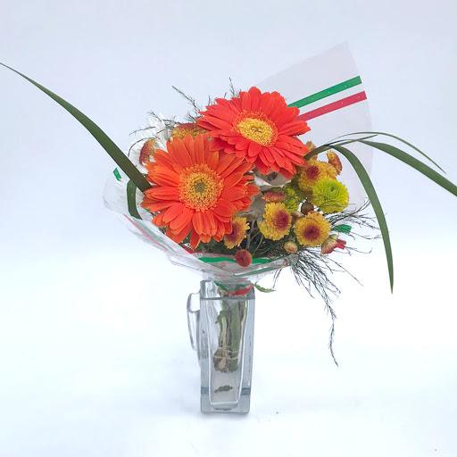 flores bouquet de gerberas