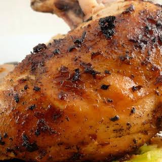 Thai-Marinated Chicken.