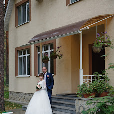 Wedding photographer Slavairina Mozzheriny (IVMs). Photo of 12.10.2017