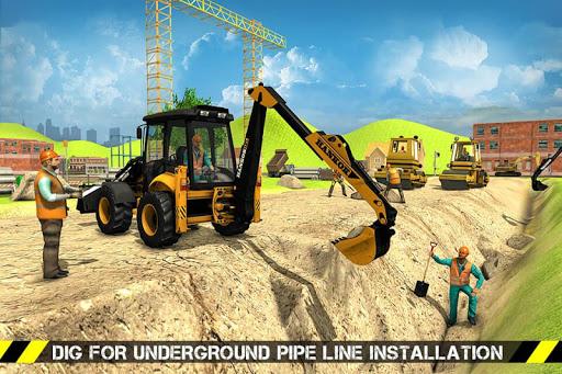 City Road Builder Construction Excavator Simulator 1.0.6 {cheat|hack|gameplay|apk mod|resources generator} 3