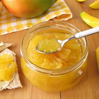 Mango Jam.