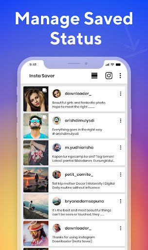 Photo & Videos Downloader for Instagram screenshot 4