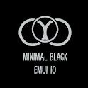 Minimal Black EMUI 10 Theme for Huawei/Honor icon