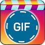 Moving GIFs for Whatsapp  🎬 APK icon