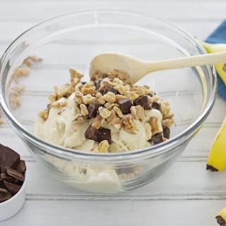 Chunky Monkey Banana Ice Cream