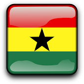 Ghana Flag Live Wallpaper