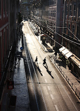 Photo: Lisbon rua de Sao Paulo from rua Alecrim