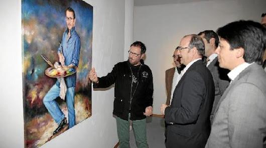 El pintor Garren será el pregonero de la Feria 2015 y el periodista Emilio Contreras, el orador de Los Coloraos