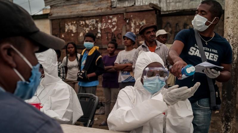 COVID-19 — a timeline of the coronavirus outbreak | Devex