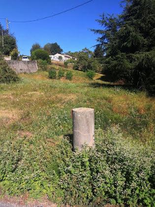 Vente terrain 1666 m2