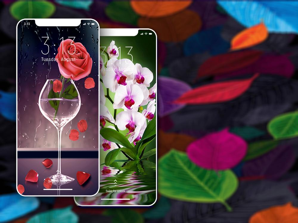 Wallpaper Bunga Cantik Hd Android Aplicaciones Appagg
