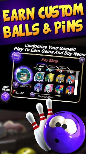 Code Triche MBFnN Arcade Bowling APK MOD screenshots 2
