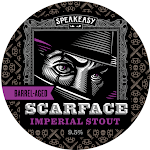 Speakeasy Barrel-Aged Scarface Imperial Stout