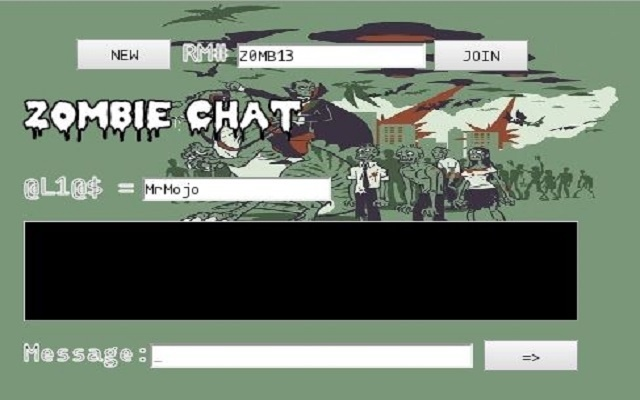 Zombie Chat