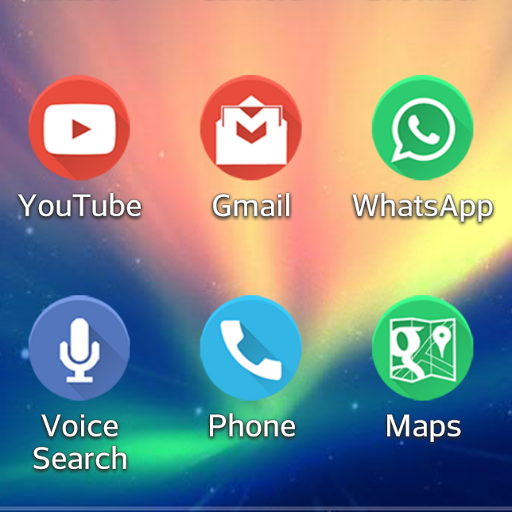 MinRound theme for LGHome - Apps on Google Play