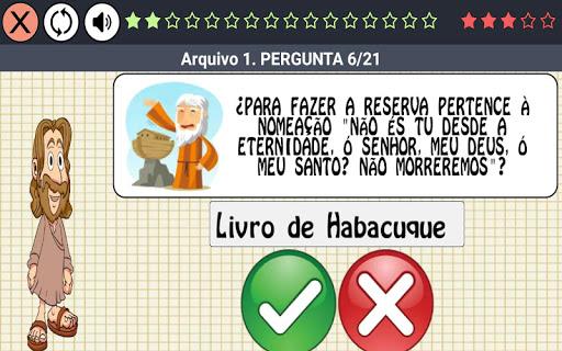 A Bu00cdBLIA: Verdadeiro ou falso screenshots 21