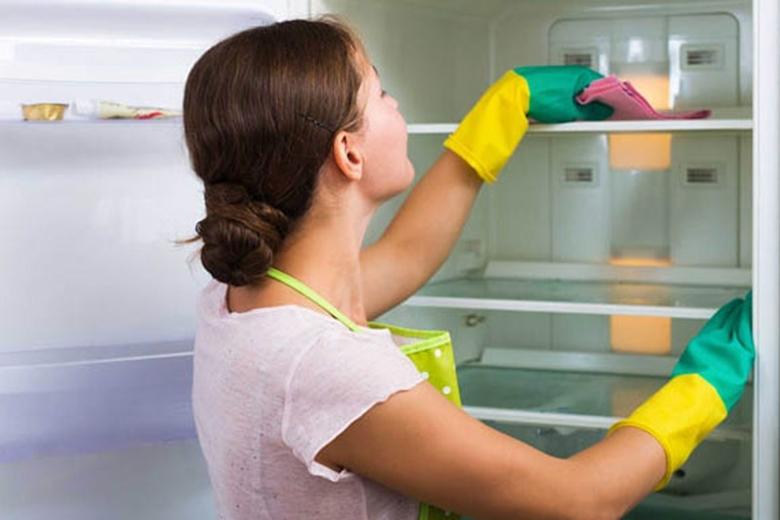 cách khử mùi tủ lạnh hiệu quả nhất