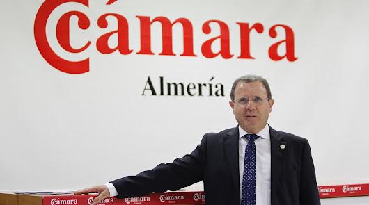 """Jerónimo Parra: """"Tenemos que volcarnos para que Almería no se pare"""""""