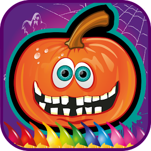 Halloween Coloring Book ? for PC and MAC
