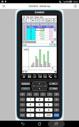CASIO ClassPad 1.0.5 Windows u7528 2