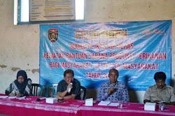 Budidaya ikan air deras di Kabupaten Ngawi