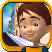Subway Town Surfer