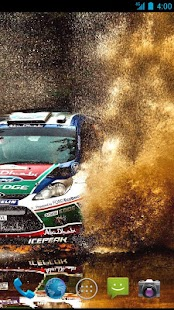 Rally Cars Wallpapers - náhled