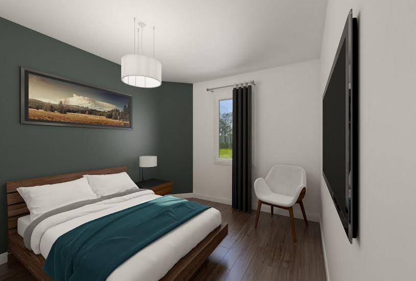 Vente Terrain + Maison - Terrain : 1600m² - Maison : 82m² à Changé (72560)