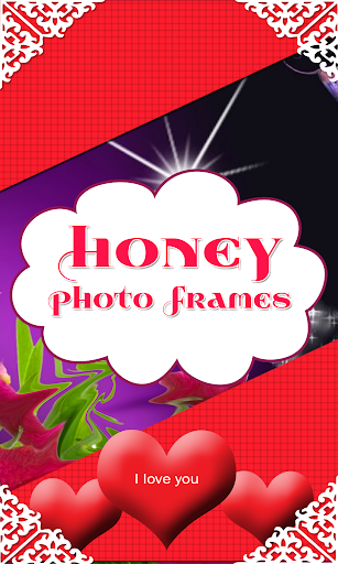 Honey Photo Frames