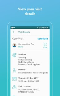 Homage - Quality Home Care for Seniors- screenshot thumbnail