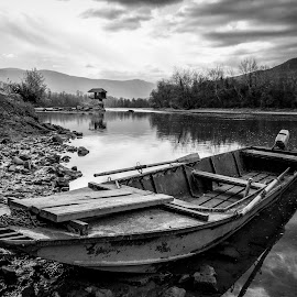 Motive 2 by Nenad Borojevic Foto - Black & White Objects & Still Life