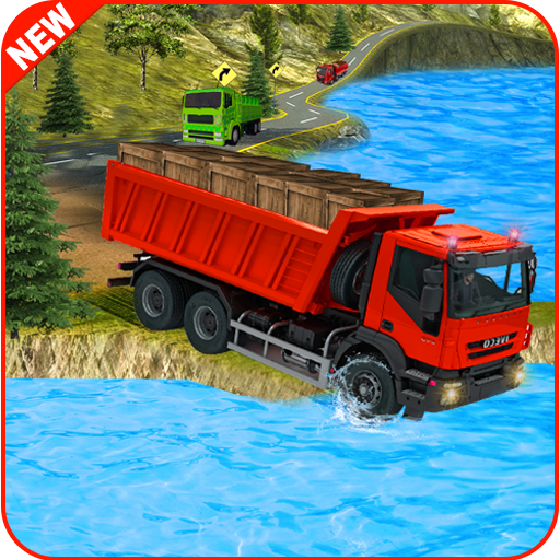 Indonesian Cargo Truck Driver (game)