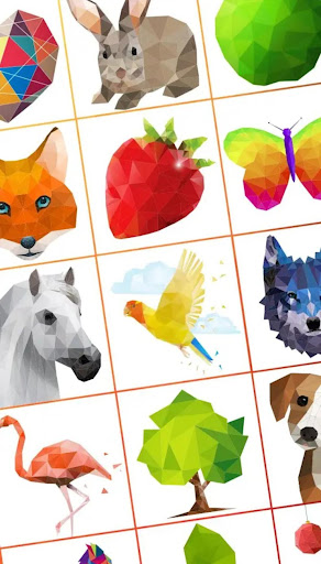 Poly Art - Poly Coloring Book 1.0.4 screenshots 3