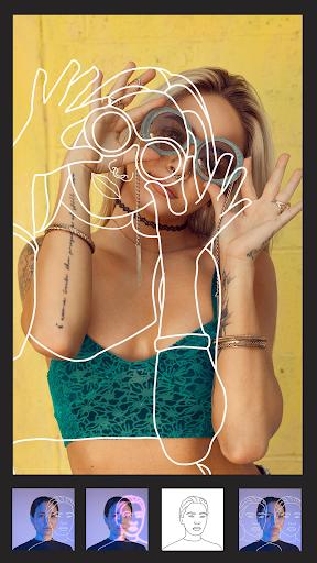 Instasquare Photo Editor screenshot 6