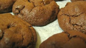 Chewy Chocolate Cookies I Recipe