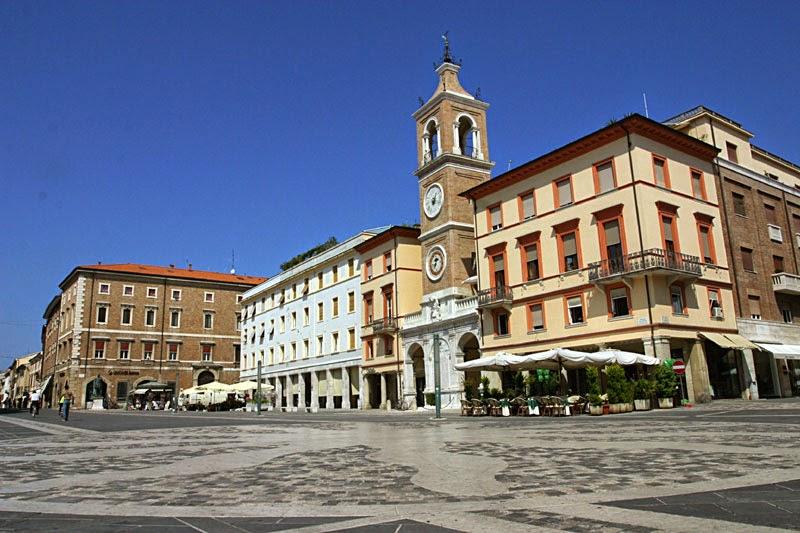 Палаццо Бриоли и Часовая башня (Palazzo Brioli, Torre dell` Orologio)