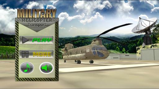 军用喷气式客机模拟