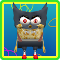 Bat Bob 3D icon