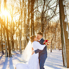 Wedding photographer Anton Rid (basalaevtmb). Photo of 22.12.2015