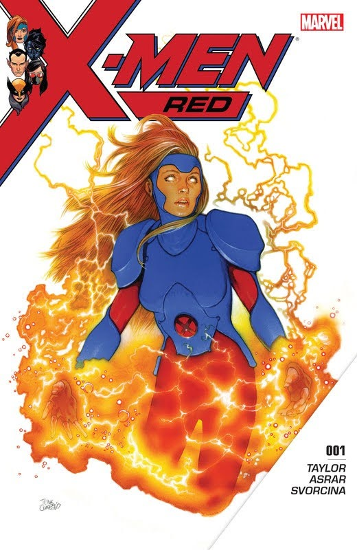 X-Men: Red (2018) - complete