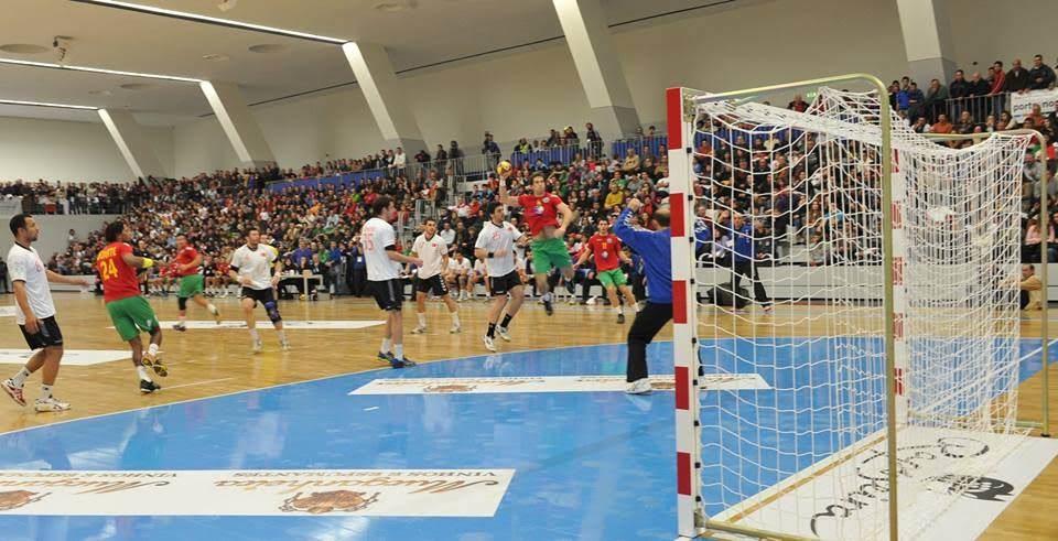 Seleção Nacional de Andebol prepara Campeonato do Mundo em Lamego