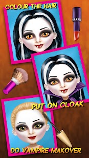 Sweet Baby Girl Halloween Fun- screenshot thumbnail