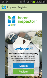 Imfuna Home Inspector- screenshot thumbnail