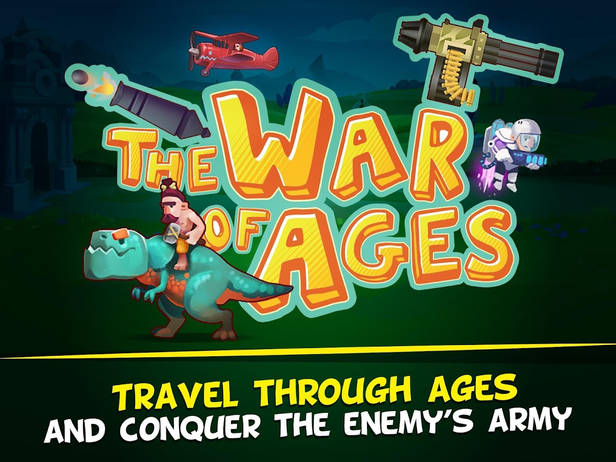 The War of Ages- screenshot