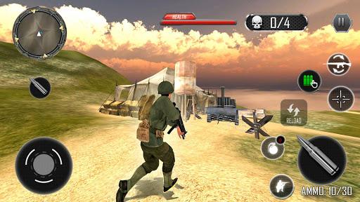 Last Commando Survival: Free Shooting Games  captures d'écran 2