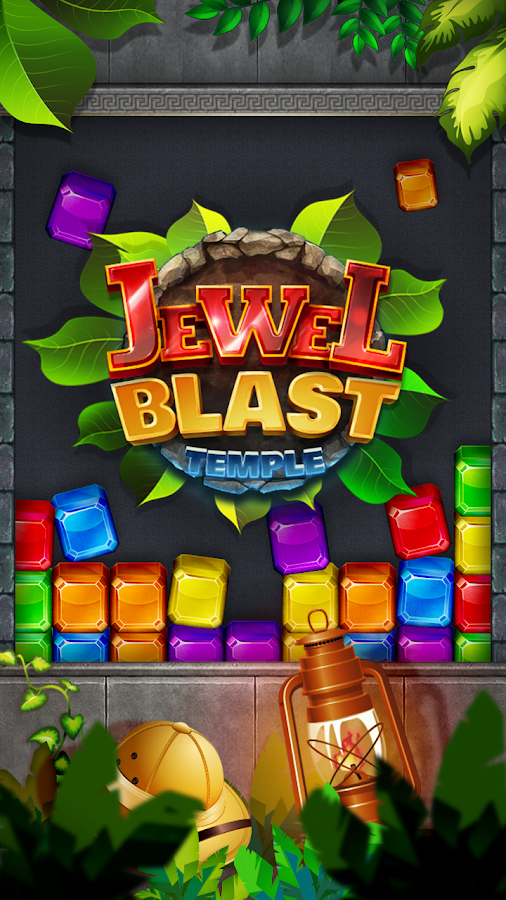 Jewel Blast : Temple- screenshot