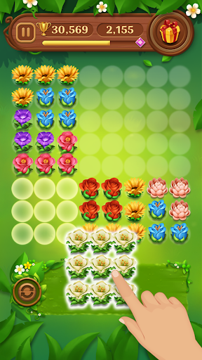 Block Puzzle Blossom modavailable screenshots 11